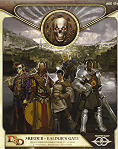 D&D Forgotten Realms: Murder in Baldur's Gate