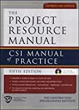 img - for The Project Resource Manual: CSI Manual of Practice book / textbook / text book