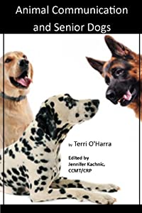Animal Communication And Senior Dogs Canine Wellness by Wallingford Vale Publishing