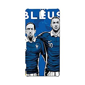 BLUEDIO Designer Printed Back case cover for Sony Xperia C5 - G1181