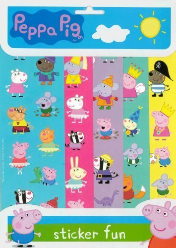 PEPPA PIG FUN STICKERS - 1
