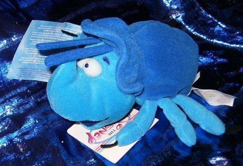 "Disney's A Bug's Life Dim 7"" Plush Beanie - 1"