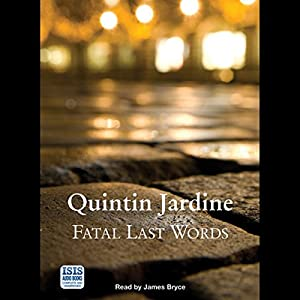 Fatal Last Words Audiobook