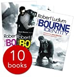 The Bourne Collection - 10 Books (Paperback) RRP �9.99