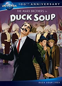 Duck Soup [DVD + Digital Copy] (Universal's 100th Anniversary)
