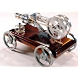 Sterling Engine Vehicle
