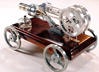 Sterling Engine Vehicle
