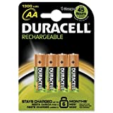 DURACELL Supreme Mignon AA LR6 2450mAh 4er Pack