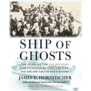 Ship of Ghosts Hörbuch