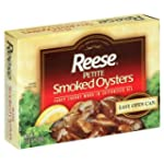 Reese Oyste Roasted Smoked Petite 3.7...