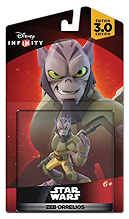 Disney Infinity 3.0 Edition: Star Wars Rebels Zeb Orrelios Figure