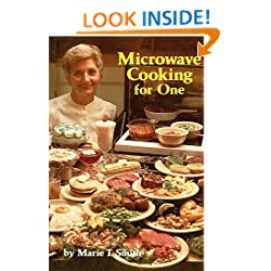 Funny product Microwave Cooking for One
