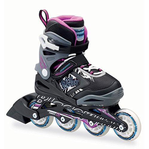 Review Of Bladerunner PHOENIX - 4 Size Adjustable Junior Skate - Girls 2016