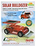 Little Treasures Solar Powered Bulldozer Teaches Science of Energy!