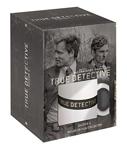 True Detective + Taza