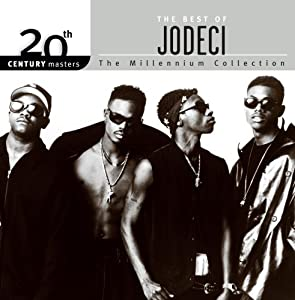 The Best Of Jodeci 20th Century Masters The Millennium Collection from Uni/Motown