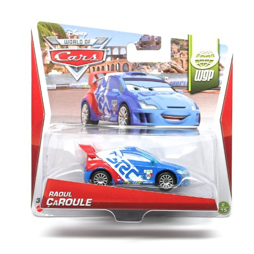 Disney/Pixar Cars Raoul Caroule Diecast Vehicle
