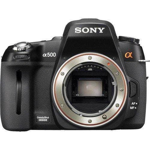 Sony Alpha DSLR-A500 (Body Only)
