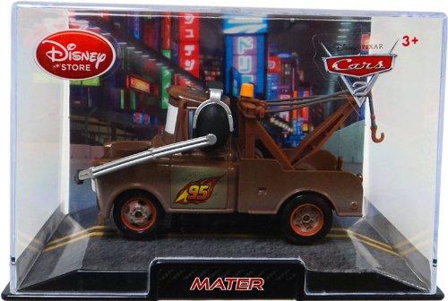 Disney / Pixar CARS 2 Movie Exclusive 148 Die Cast Car In Plastic Case Mater