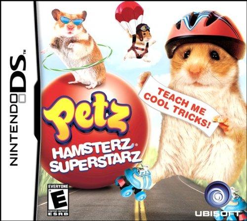 Petz Hamsterz Superstarz - Nintendo DS - 1