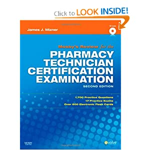 Downloads Mosby's Review for the Pharmacy Technician Certification Examination, 2e ebook