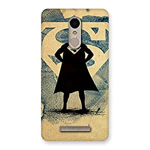 Gorgeous Day Blue Ready Multicolor Back Case Cover for Xiaomi Redmi Note 3