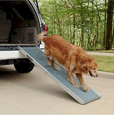 Domestic Pet Dog Ramps Deluxe Telescoping Dog Ramp Gift