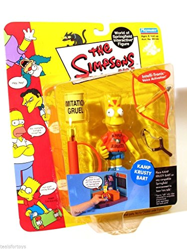 The Simpsons World of Springfield Interactive Figure