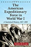 The American Expeditionary Force in World War I: A Statistical History, 191701919