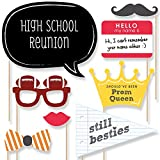Class Reunion - Photo Booth Props Kit - 20 Count