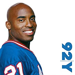 Tiki Barber of the New York Giants on Playing to Win at the 92nd Street Y Speech
