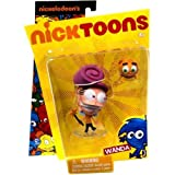 Nicktoons Fairly Odd Parents 3 Inch Action Figure - Wanda by Nickelodeon
