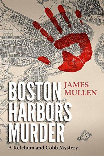 Boston Harbors Murder by James Mullen ebook deal
