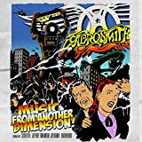AEROSMITH - MUSIC FROM ANOTHER DIMENSION! (VINYL 2-LP + CD) 2012 (RED VINYL)