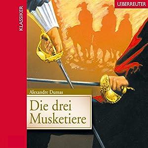 Die drei Musketiere Hörbuch