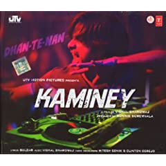 Kaminey (2009) Soundtrack OST CD