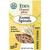 Eden Kamut Spirals, Organic, 100% Whole Grain, 12-Ounce (Pack of 6)