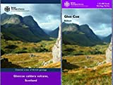 British Geological Survey Glencoe caldera Volcano: guide and map pack