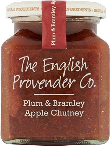 English Provender Co. Ploughmans Plum & Bramley Apple Chutney (300g)