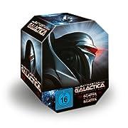 Post image for Battlestar Galactica Komplettbox (Limited Edition) [Blu-ray] für 60€ und kombinierbar mit 3 für 2 Aktion *UPDATE* Dr. House 1-6 für 60€