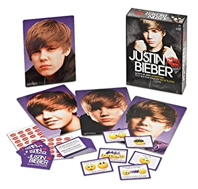 Justin Bieber Always Be Mine Board Game from Top Dog