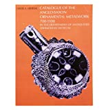 Catalogue of the Anglo-Saxon Ornamental Metalwork 700-1100 in the Department of Antiquities, Ashmolean Museum (paperback)