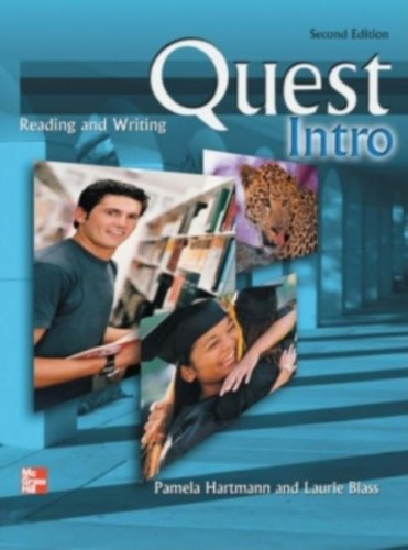 Quest Intro Reading and Writing, 2nd Edition