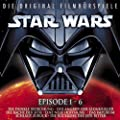 Star Wars 6-CD H�rspielbox: Episoden I-VI
