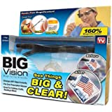 Big Vision Glasses - Magnifying Eyewear That Makes Everything Bigger and Clearer