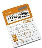 Canon 電卓 LS-103TUC-OR SOB 10桁 抗菌仕様 千万単位表示 税計算可 ミニ卓上オレンジモデル