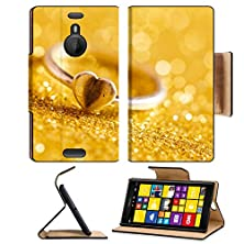 buy Nokia Lumia 1520 Flip Case Ring With Heart Image 35446555 By Msd Customized Premium Deluxe Pu Leather Generation Accessories Hd Wifi Luxury Protector