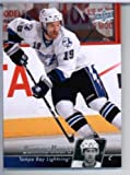 2010/ 11 Upper Deck Hockey Card # 428 Dominic Moore Lightning In A
