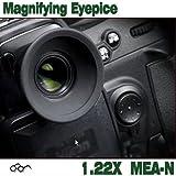 1.22X Magnifying Eyepice MEA-N for Nikon D3 D700 D300 D90