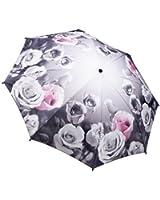 Galleria Antique Rose Folding Umbrella - Antique Rose